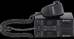 Motorola CM Series mobile radio