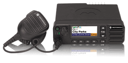 Motorola XPR 5000e mobile radio