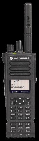 XPR 7500e two-way portable radio