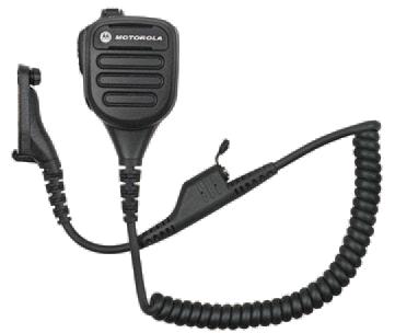 remote speaker microphone